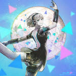 Persona 3 Dancing Moon Night by DiceSMS