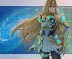 Xenoblade 2 - Mythra