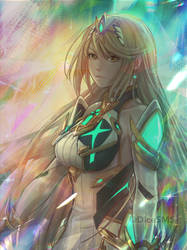 Mythra - Xenoblade Chronicles 2