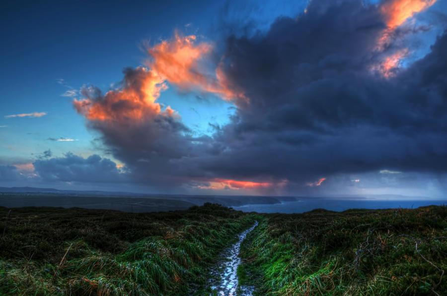 Rain and Shine by Leucareth