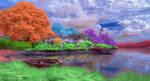 Somewhere Over The Rainbow by Leucareth