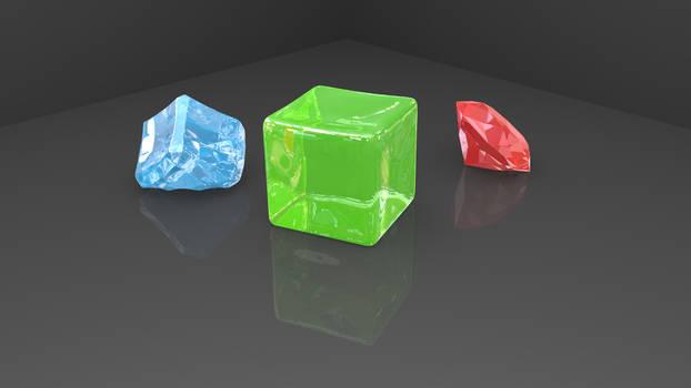 Jelly Shapes