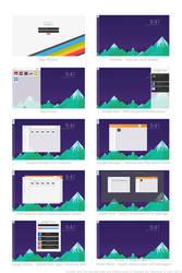 Google OS Mockup