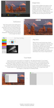 Google OS Mockup - Updated Features 1/6/2013!!