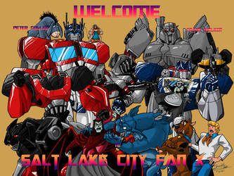 Welcome Poster version 2.0 E