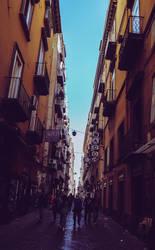 Streets of Naples