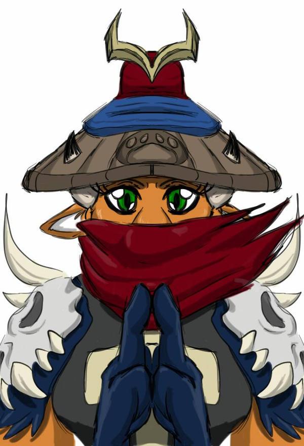 Xeyri  by BlizzardLynn