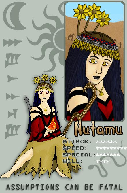 nutamu's Profile Picture