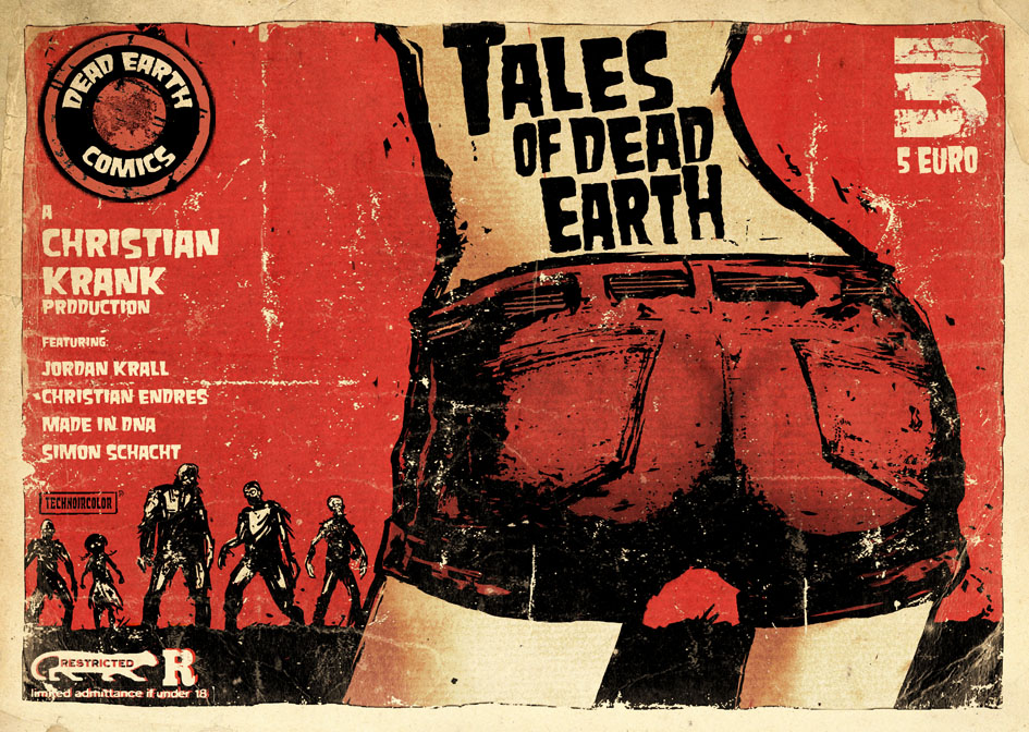 Tales of Dead Earth 3 Cover by NuclearNietzsche