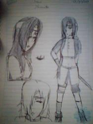 Saori Yamanaka[Team 7 Next Generation] by LaTigreLaTigresa12
