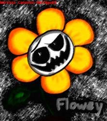 Flowey by LaTigreLaTigresa12