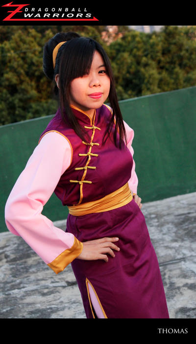 Chi CHi Cosplay of Dragonball by maiabest9381