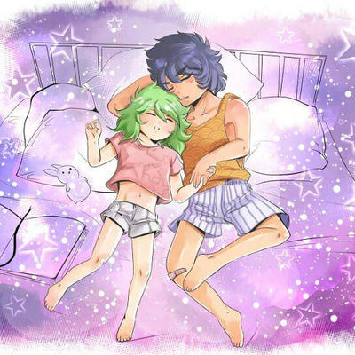 starry dreams by kamapon