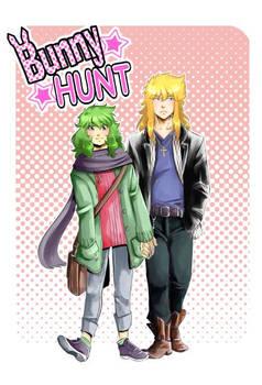 Bunny Hunt Reprint!