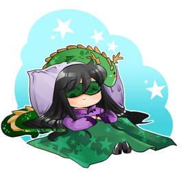 Sweet dreams Shiryuu