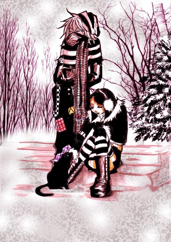 Winter by kamapon