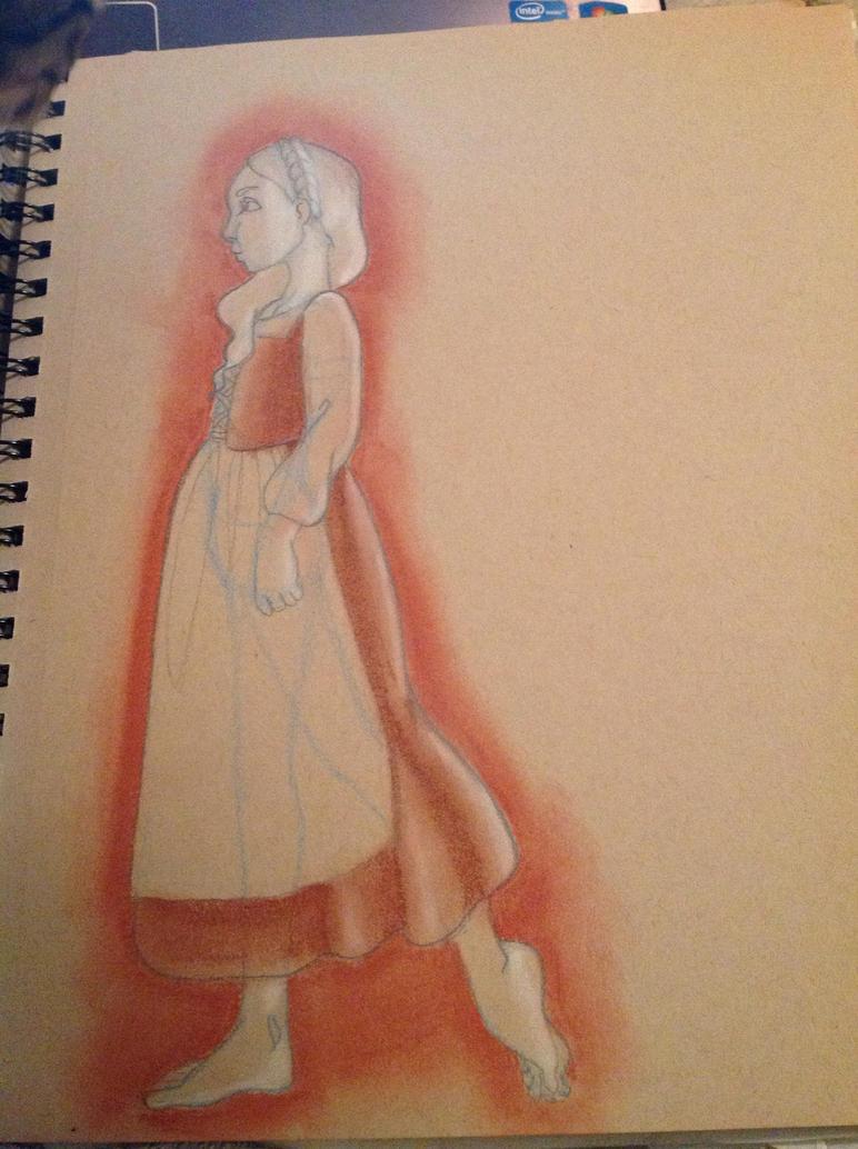 Little Snow White by Persphonefallen