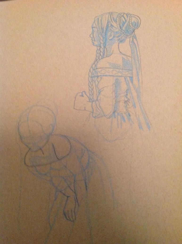 Sketch dump by Persphonefallen