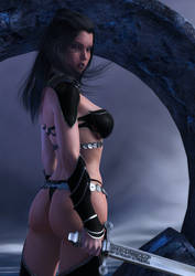 Lady Ravenscar