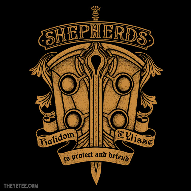 The Shepherds by shoden23