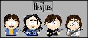 The Beatles South park