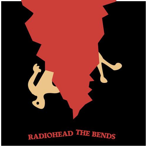 Album redo The Bends by Danix54