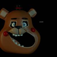 Accurate Toy Freddy Model by Boligonautas