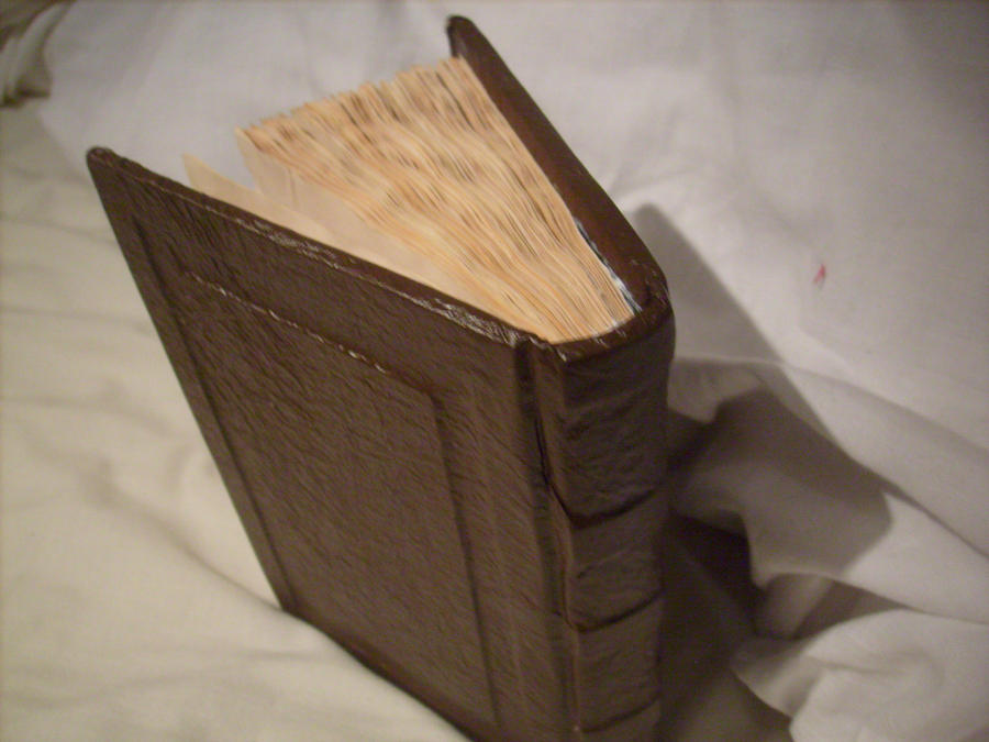 Diy book binding images book binding mock brown source abuse report diy solutioingenieria Choice Image