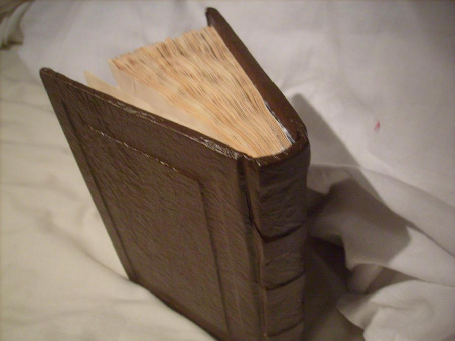 Book Binding Book Binding Mock Brown