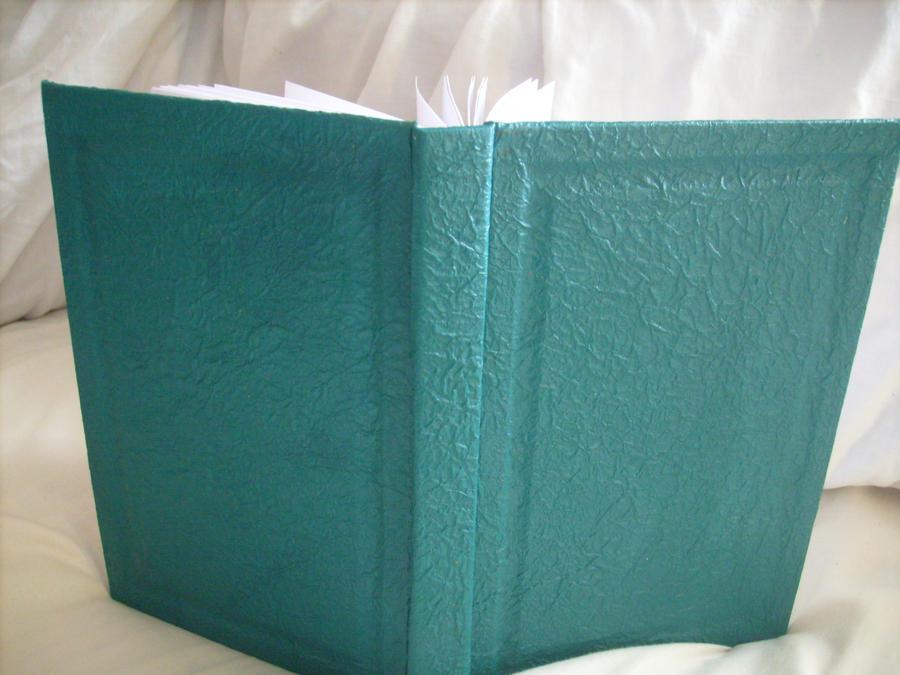 Book Binding Book Binding Turquoise