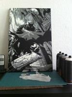 Batman by flow1983