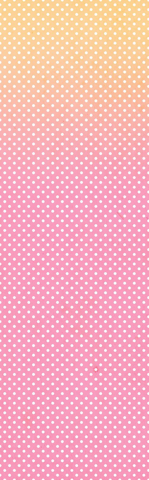 Polka-Dot CustomBox Background by Demachic