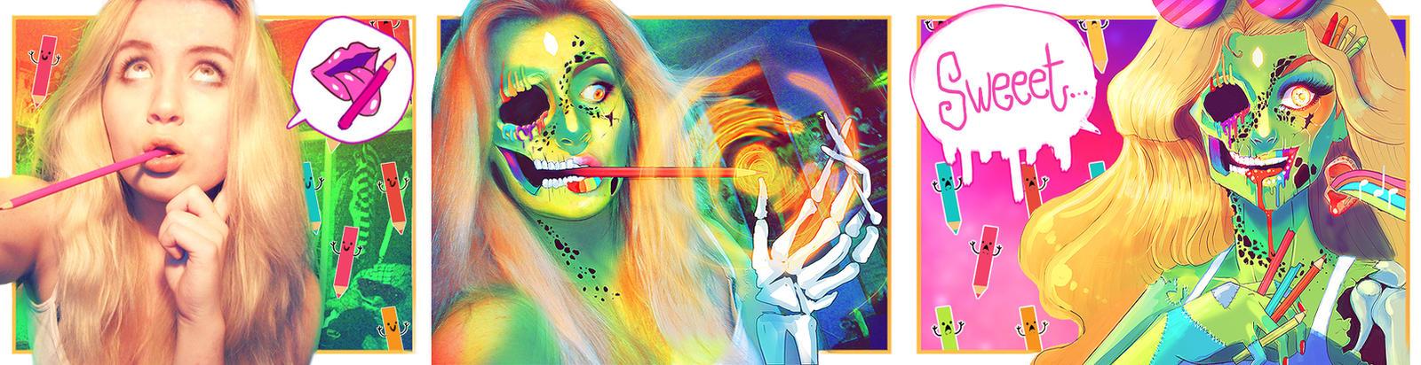 Art Zombie! by Demachic