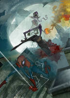 The Amazing Spider-Man by dnz85