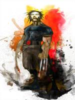Wolverine by dnz85