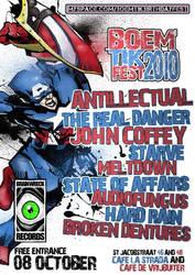 BoemTikFest | Captain America by dnz85