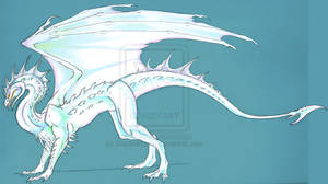 Tox Dragon Color Ref by ShadowToxin