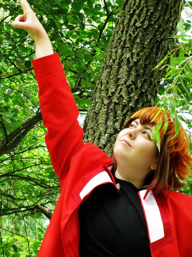 I Got You - Reach To The Sky - Gotcha! by Inufan078