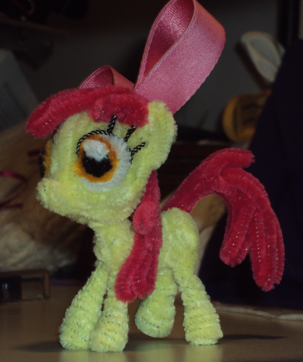 Commissioned: AppleBloom by PonyCrafter