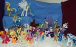 Pony Population