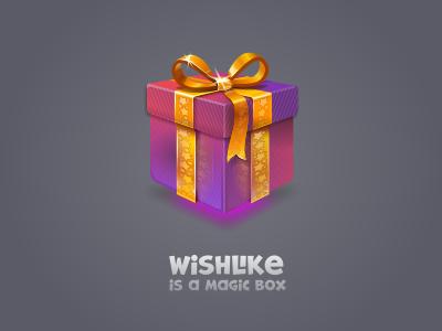 Wishlike magic box by iconshik