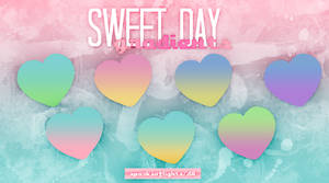 Sweet Day Gradients. by SparksOfLights