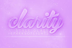Clarity Style Glass. by SparksOfLights
