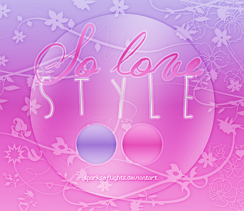 ++So Love: Style. by SparksOfLights