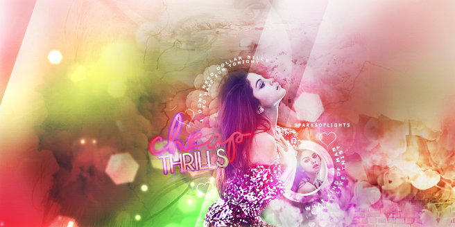 cheap thrills by SparksOfLights