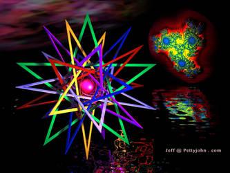 Pleiades by jsp7707