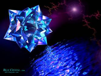 Blue Crystal by jsp7707