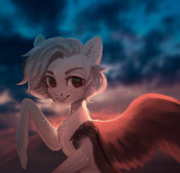 Shine bright by Sarka-Rozka