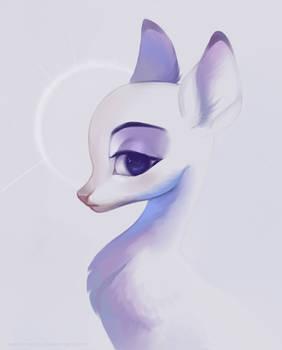 Soft Bambi by Sarka-Rozka