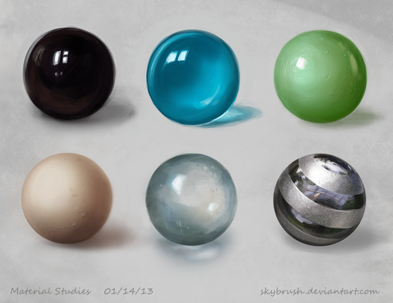 Blender Use Different Materials For Painting